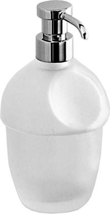 Дозатор для жидкого мыла, стекло/хром Colombo MELO B9305