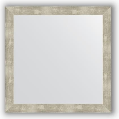 Зеркало в багетной раме 74x74см алюминий 61мм Evoform BY 3236