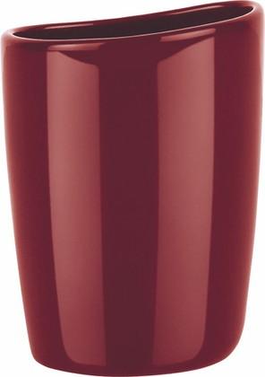 Стакан для ванной бордовый Spirella ETNA SHINY 1016120