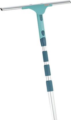 Щётка для мытья окон 40см с телескопической ручкой Leifheit 51424