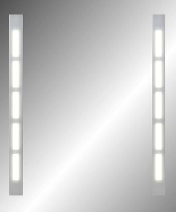 Зеркало 50x60см с подсветкой Dubiel Vitrum PIANO 5905241000428
