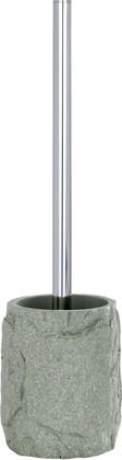 Ёрш для туалета с подставкой, серый Wenko ROCKS 20034100