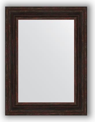 Зеркало в багетной раме 62x82см темный прованс 99мм Evoform BY 3062