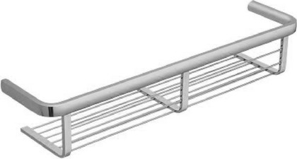 Полка для ванной 47см, хром Colombo LULU B6233