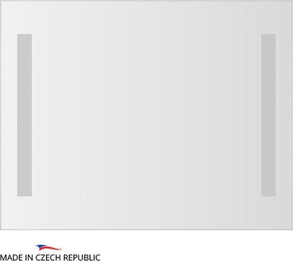 Зеркало 70х55см со встроенными светильниками Ellux STR-A2 9104