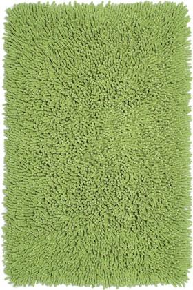 Коврик для ванной 60x90см зелёный Grund CORALL 892.14.229