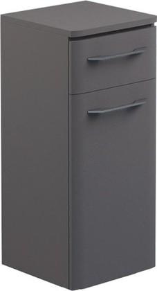 Шкаф средний подвесной, 1 дверь, 1 ящик, левый, 35x34x80см Verona Moderna MD402L