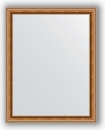 Зеркало в багетной раме 75x95см версаль бронза 64мм Evoform BY 3271