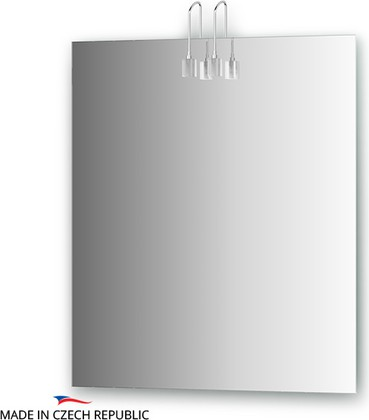 Зеркало со светильниками 65х75см Ellux ART-A2 0208