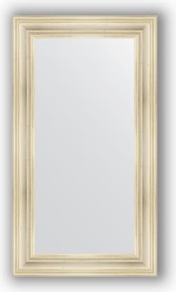 Зеркало в багетной раме 62x112см травленое серебро 99мм Evoform BY 3092