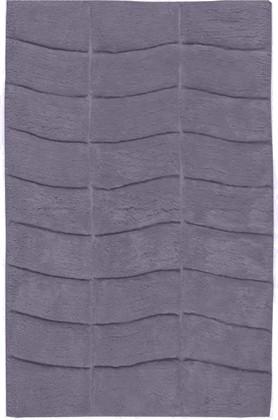 Коврик для ванной комнаты хлопковый 50x80см антрацит Spirella MANHATTAN 4006015