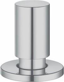 Рычаг управления клапаном-автоматом цилиндрический, нержавеющая сталь матовой полировки Blanco 222118