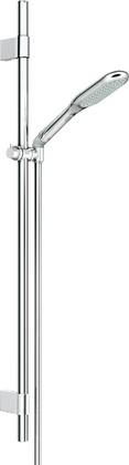 Душевой гарнитур, 2 вида струи, хром Grohe RAINSHOWER Eco 27275001