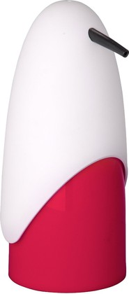Ёмкость для жидкого мыла красно-белая Wenko PENGUIN 20083100