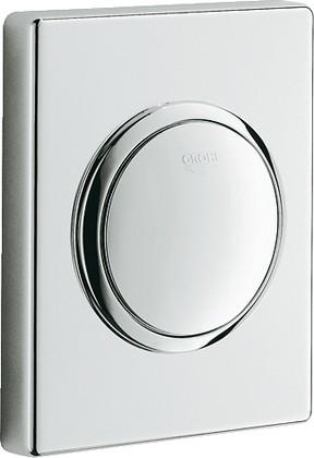 Кнопка смыва для инсталляции для писсуара, хром Grohe SKATE 38595000