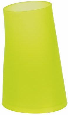 Стаканчик пластиковый зелёный Spirella MOVE 1009572