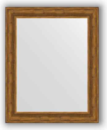 Зеркало в багетной раме 82x102см травленая бронза 99мм Evoform BY 3285