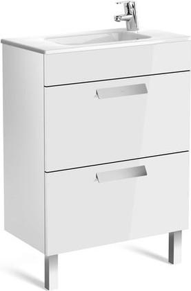 Модуль для раковины белый, 60.0см Roca DEBBA ZRU9302708