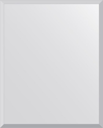 Зеркало 40x50см с фацетом 15мм Evoform BY 0905