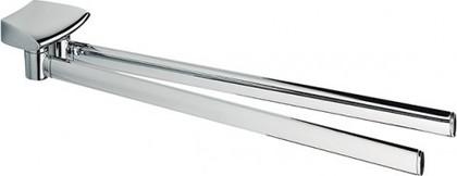 Двойная рогатка-держатель полотенец 345мм, хром Colombo LAND B2813