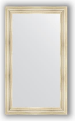 Зеркало в багетной раме 82x142см травленое серебро 99мм Evoform BY 3316