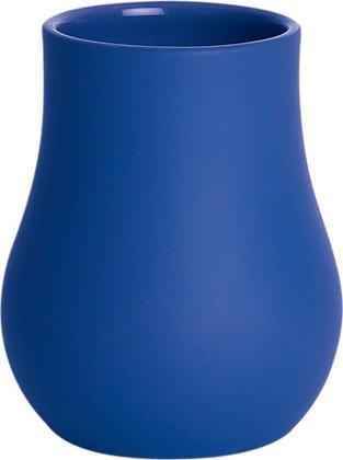Spirella BOWL RUBBER Стакан для зубной щётки, синий, артикул 1015316