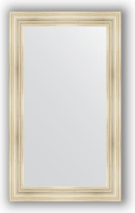 Зеркало в багетной раме 72x122см травленое серебро 99мм Evoform BY 3220
