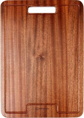 Разделочная доска деревянная, венге Omoikiri CB-02-WOOD 4999006