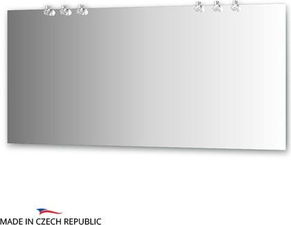 Зеркало со светильниками 160х75см Ellux CRY-D6 0219