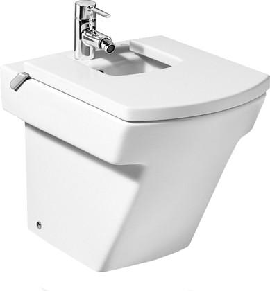 Керамическое напольное белое биде Roca HALL 357624000