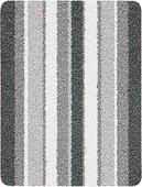Коврик для ванной 55x65см серо-чёрный Kleine Wolke ALABAMA 5523120539