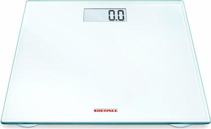 Весы напольные электронные 180кг/100гр Soehnle Pino White 63747
