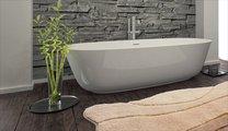 Коврик для ванной 60x60см бежевый Grund CURTS b2570-64307