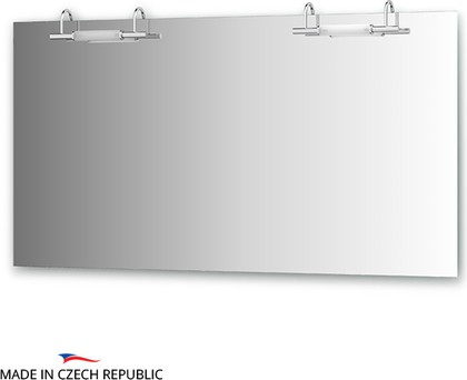 Зеркало со светильниками 140х75см, Ellux SPI-A2 0217