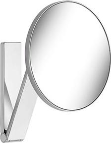 Косметическое зеркало 21.2x21.2см круглое без подсветки Keuco iLOOK_ MOVE 17612010000