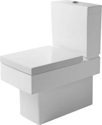 Чаша напольного унитаза, выпуск Vario Duravit VERO 2116090000