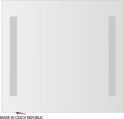 Зеркало 60х55см со встроенными светильниками Ellux STR-A2 9103