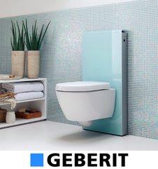 Сантехнический модуль Geberit MONOLITH
