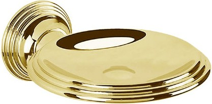 Мыльница подвесная, золото Colombo HERMITAGE B3301.HPS