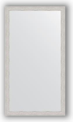 Зеркало в багетной раме 61x111см серебрянный дождь 46мм Evoform BY 3197