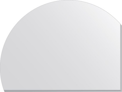 Зеркало для ванной 70/73x55см с фацетом 10мм FBS CZ 0440