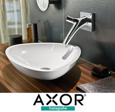 Axor Starck Organic - гармония от сердца и разума