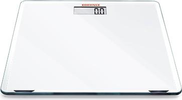 Весы электронные напольные 150кг/100гр Soehnle Slim Design White 63558