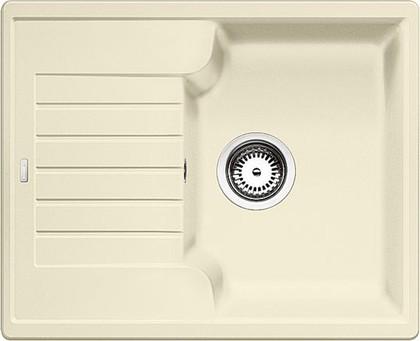 Кухонная мойка оборачиваемая с крылом, гранит, жасмин Blanco ZIA 40 S 516923