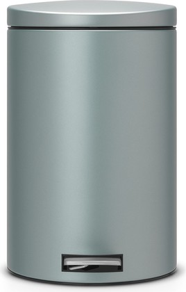 Мусорный бак 20л с педалью, MotionControl, зелёный (мята) Brabantia 484223