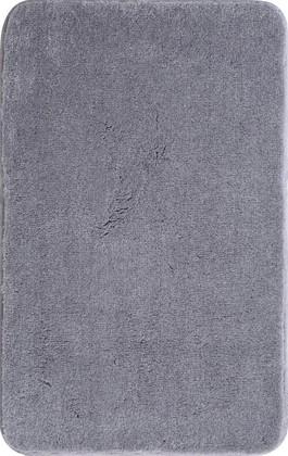 Коврик для ванной 60x100см серый Grund COMFORT 2618.16.4002