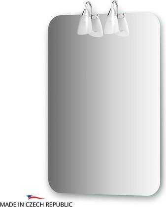 Зеркало со светильниками 60х90см Ellux CLA-A2 0019