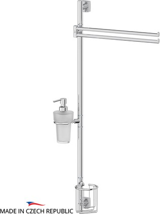 Стойка с аксессуарами для туалета настенная FBS ESPERADO ESP 075+UNI 036,028,046