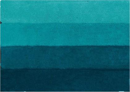 Коврик для ванной 60x90см голубой Spirella FOUR 1016177