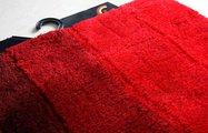Коврик для ванной 60x90см красный Spirella FOUR 1016169